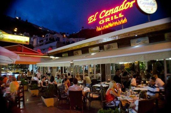 Restaurante Grill El Cenador Puerto Rico Restaurant