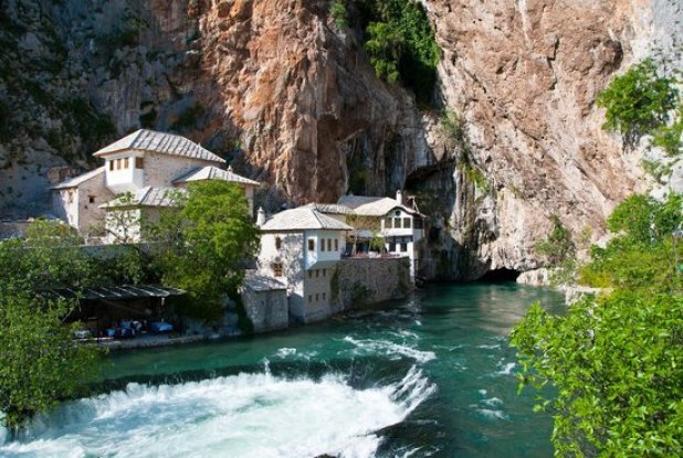 Image result for blagaj