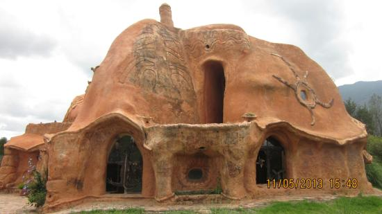 Mud House Architecture