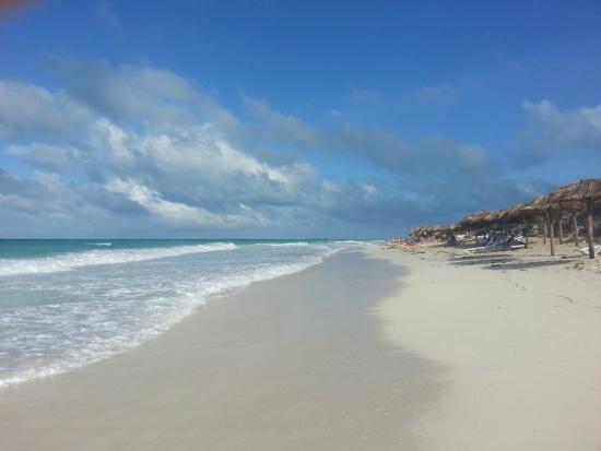 Sandy Beach Picture Of Valentin Perla Blanca Cayo Santa
