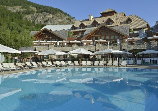 Club Med Serre Chevalier Resort Brianon Voir Les
