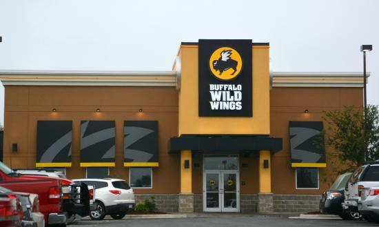 Image result for buffalo wild wings phone number
