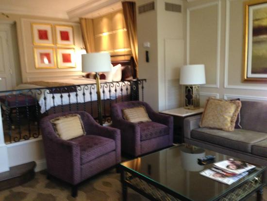 Renovated Room Furniture Picture Of The Venetian Las