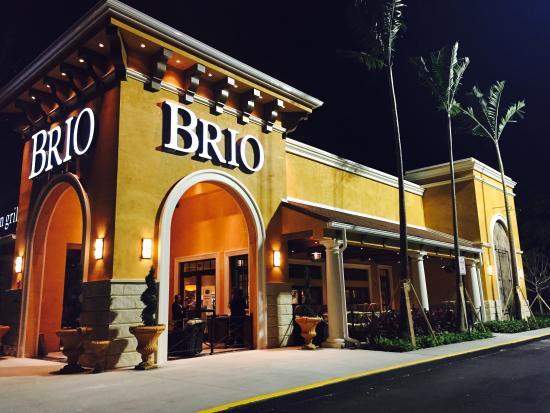 Brio Tuscan Grille Plantation Restaurant Reviews Phone