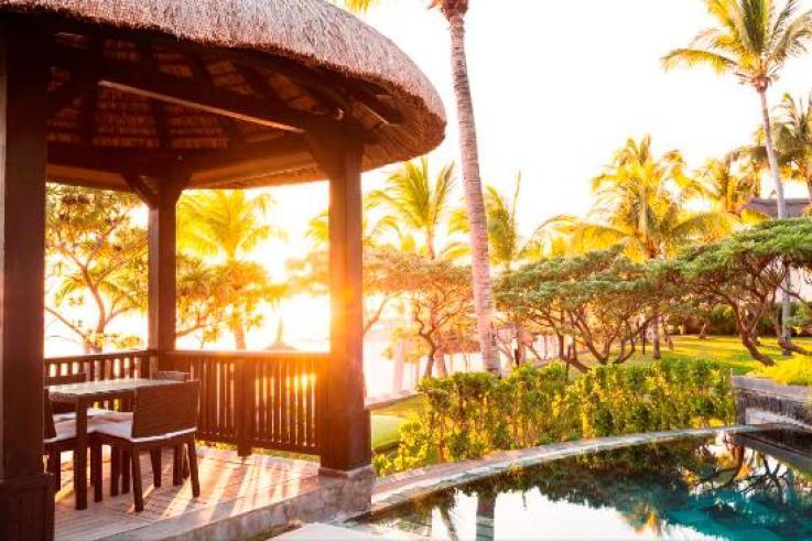 Beach Front Villa (121281334)