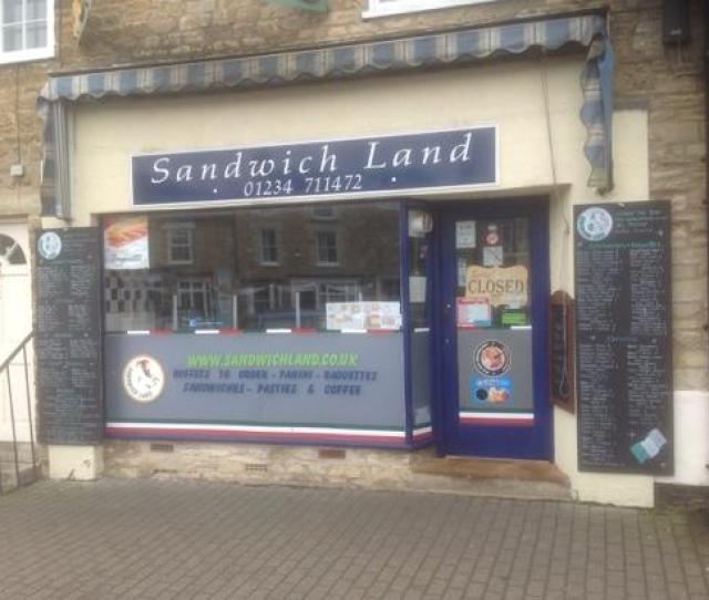 Sandwichland Open Six Days A Week