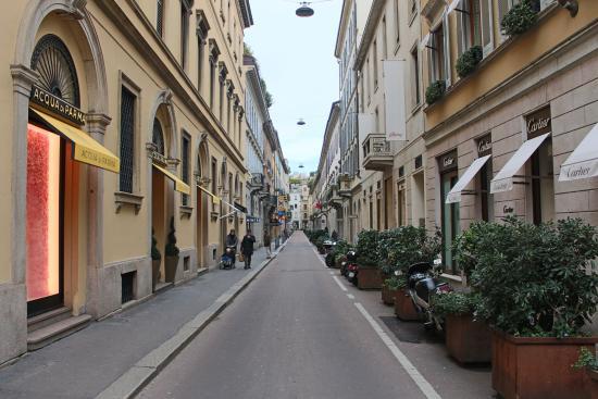 Via Monte Napoleone (Milán) - 2020 Qué saber antes de ir - Lo más ...