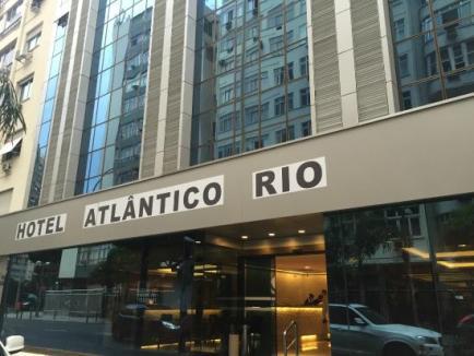Resultado de imagem para hotel atlantico rio rua xavier da silveira 112