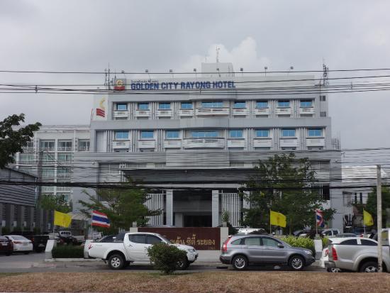 Golden City Hotel Rayong Thailand