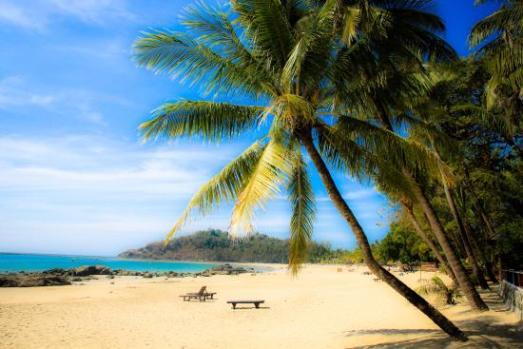 Paradise at Ngapali beach (125206222)