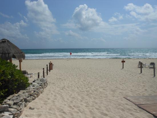 Beach Picture Of Valentin Imperial Riviera Maya Playa