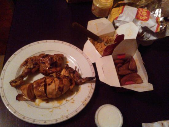 Pepes Piri Piri Wembley Restaurant Reviews Amp Photos