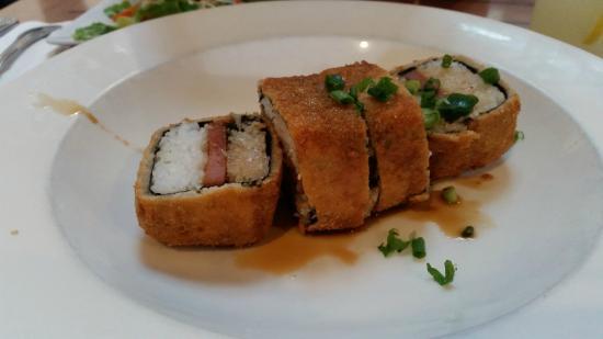 Sushi Restaurants Near 60631