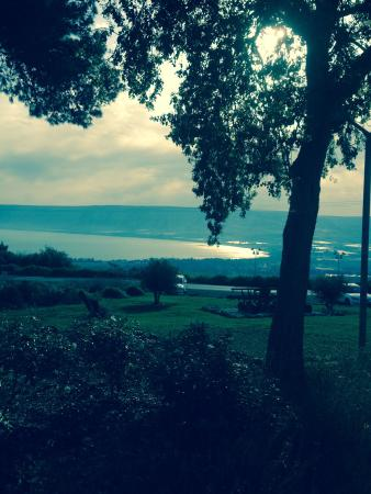 Mitzpe Alummot Health Resort: Great surroundings