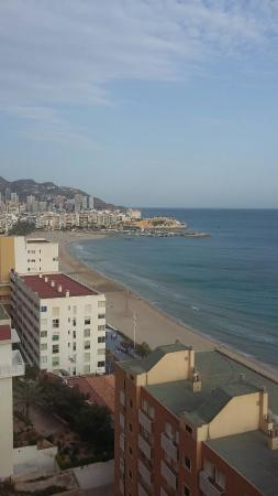 View From Beni Beach Apartments