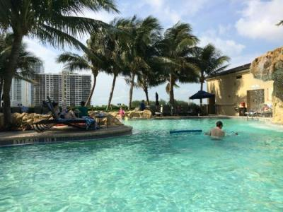 Kids Pool - Picture of Palm Beach Marriott Singer Island ...