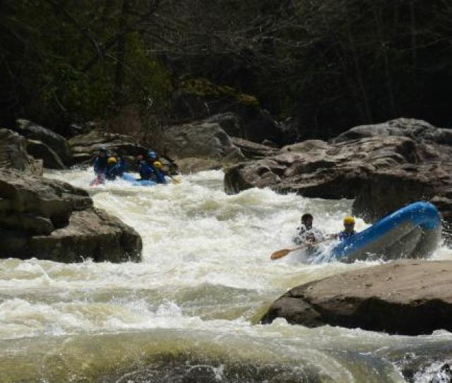 Precision Rafting Expeditions Tripple Drop Upper Yough