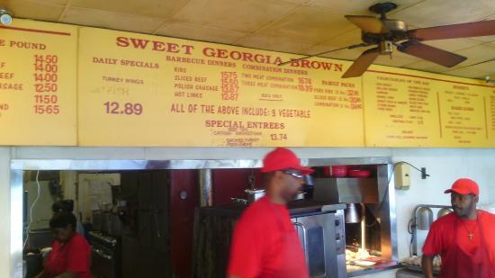 Soul Food Restaurants Dallas