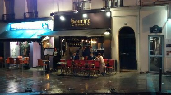 Restaurant Tapas Paris 5