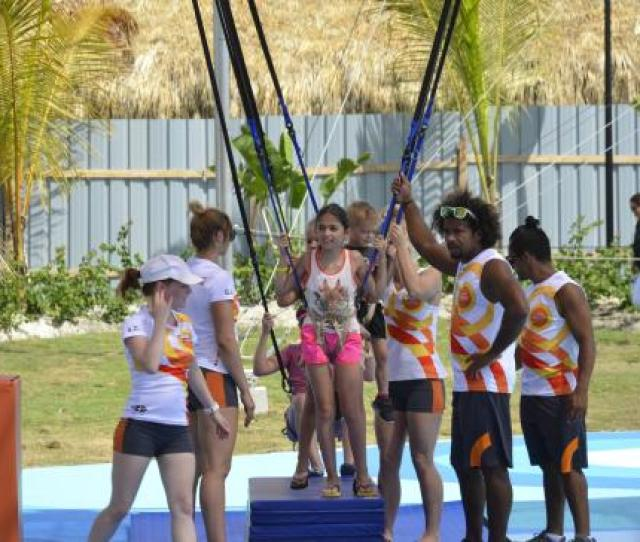 Club Med Punta Cana Spazio Creative
