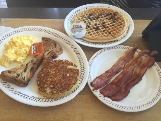 Waffle House Beaufort Sc