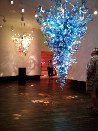 Chihuly Collection Massive Chandelier