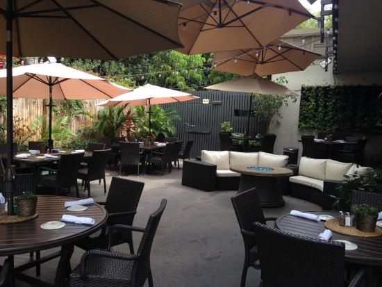 outdoor patio dining picture of