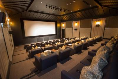 Cinema - Picture of The Island House, Nassau - TripAdvisor