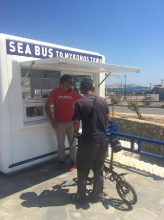 Mykonos SeaBus (Mykonos Town) - 2018 All You Need to Know ...