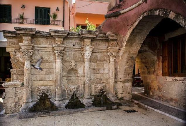 Φωτο στα Βρυσακια - Κριτικές για Σιντριβάνι Ριμόντι, Ρέθυμνο, Ελλάδα -  Tripadvisor