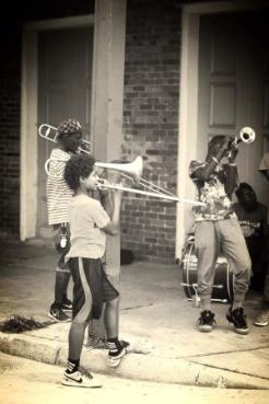 Image result for new orleans kid street performer