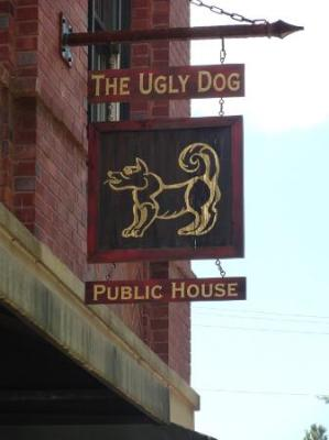 Image result for the ugly dog pub