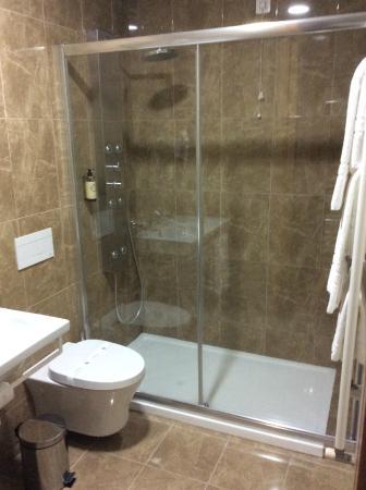 baignoir chambre 4 avec grande douche
