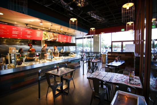 Interior Kaya Street Kitchen Aliso Viejo Tripadvisor
