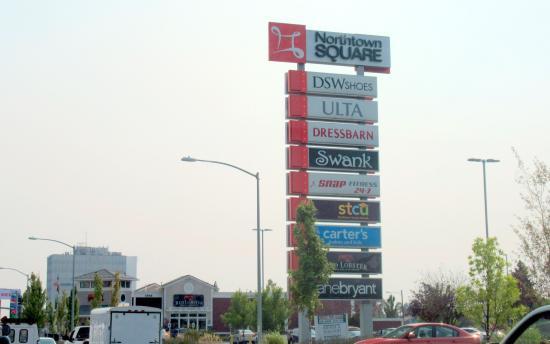 Northtown Mall Spokane Map