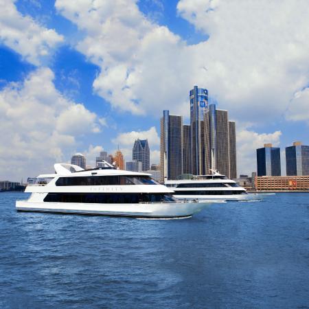 Infinity Ovation Yacht Charters Saint Clair Shores MI