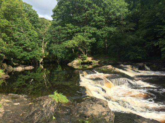 O Cahans Rock Picture Of Roe Valley Country Park Limavady