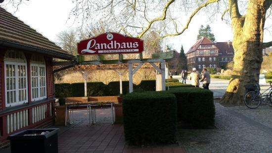 Landhaus Botanischer Garten, Berlin
