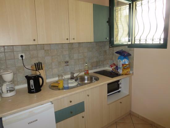 Kitchenette Picture Of Bella Vista Hotel Amp Apartments