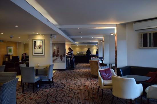 Hilton London Metropole Hotel Kings Suite Conference