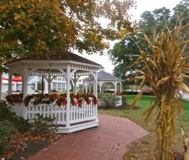 Applewood Farmhouse Restaurant Gazebo