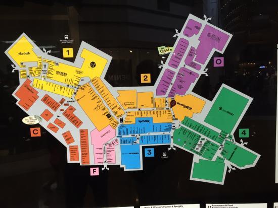 Map Of Florida Mall.Mills Sawgrass Map Florida Mall