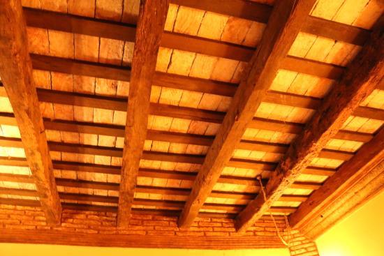 cuban wood beautiful ceiling panels in