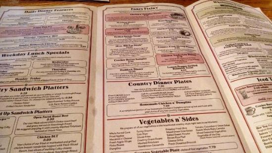 Family Restaurants Near Me Serve Breakfast