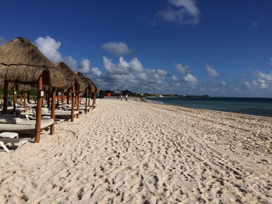 Beach Picture Of Valentin Imperial Riviera Maya Playa