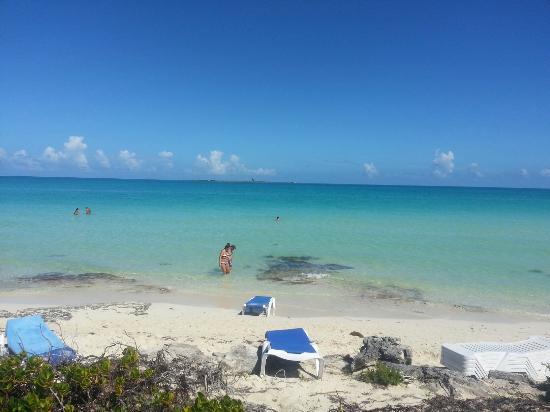 Excelentes Piscinas Naturales En Cayo Santa Maria