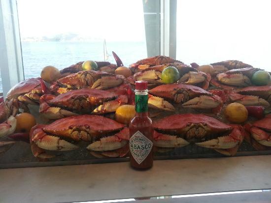 San Francisco Fishermans Wharf Crab Restaurants