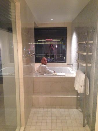 one-bedroom terrace suite - japanese soaking tub! - picture of the