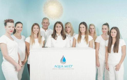 Aqua Med team   Picture of Aqua Med Medical Wellness  Split     Aqua Med Medical Wellness  Aqua Med team
