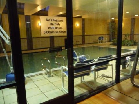 Small indoor pool   Picture of Hilton Anchorage  Anchorage   TripAdvisor Hilton Anchorage  Small indoor pool